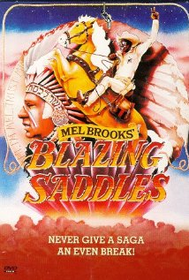 blazing saddles